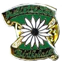 Juliette Gordon Low Birthplace visitor pin